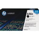 TONERCARTRIDGE HP 646X CE264X 17K ZWART