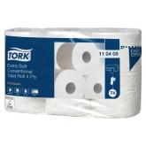 TOILETPAPIER TORK 4LAAGS EXTRA ZACHT 110405