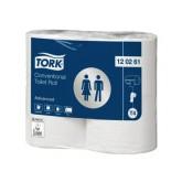 TOILETPAPIER TORK KINGSIZE WIT 120261