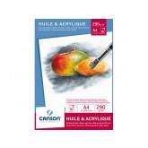 OLIE-ACRYLBLOK CANSON A4 10V 290GR