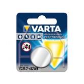 BATTERIJ VARTA CR2430 LITHIUM