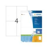 ETIKET HERMA 8630 105X148MM PREMIUM A4 40ST