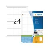 ETIKET HERMA 8643 48.3X33.8MM PREMIUM A4 320ST