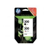 INKCARTRIDGE HP 300 CN637EE ZWART KLEUR