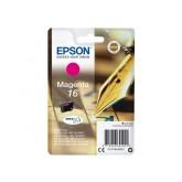 INKCARTRIDGE EPSON 16 T1623 ROOD