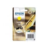INKCARTRIDGE EPSON 16 T1624 GEEL