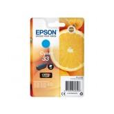 INKCARTRIDGE EPSON 33 T3342 BLAUW