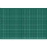 SNIJMAT RILLSTAB 600X900MM A1 3-LAAGS GROEN