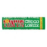 CHOCOLADE TONY'S CHOCOLONELY MELK HAZELNOOT 47GR