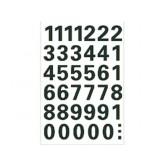 ETIKET HERMA 4164 GETAL 0-9 15MM