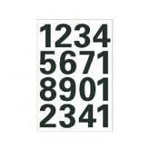 ETIKET HERMA 4168 GETAL 0-9 25MM