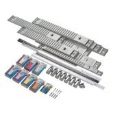 PLANNER WEEK LYNX A5541-5311 20VAKS LICHTGRIJS