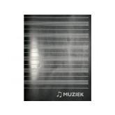 MUZIEKSCHRIFT A5 80GR 36VEL