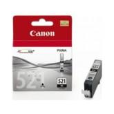 INKCARTRIDGE CANON CLI-521 ZWART