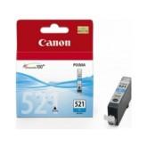 INKCARTRIDGE CANON CLI-521 BLAUW
