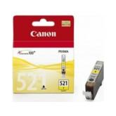 INKCARTRIDGE CANON CLI-521 GEEL