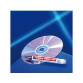 CD MARKER EDDING 8500 ROND 1MM ZWART