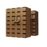 ARCHIEFCONTAINER LOEFF 4001 KARTON 410X275X370MM