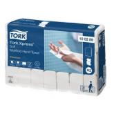VULLING TORK HANDDOEK I-VOUW 2LAAGS WIT 100289